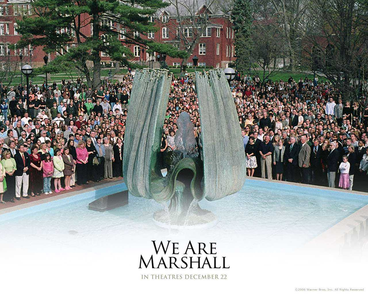 We Are Marshall Marshall University Plane Crash