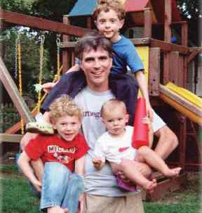 Pausch and His Children