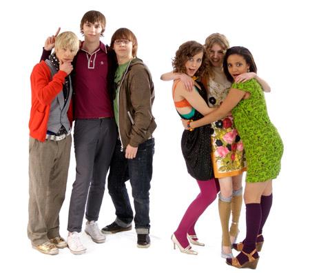 BBC Skins Cast