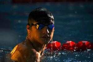 Olympian Chris Duenas