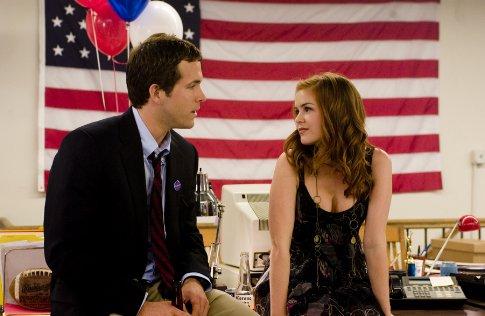 Ryan Reynolds and Isla Fisher
