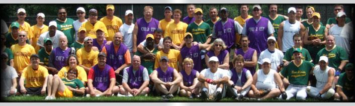 from Aaron gay softball teams
