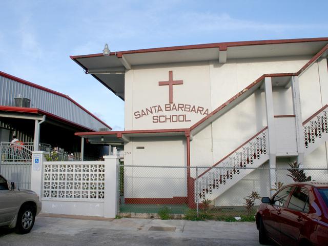 Santa Barbara School, Guam