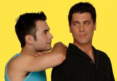 Rene Alvarado and David Beron