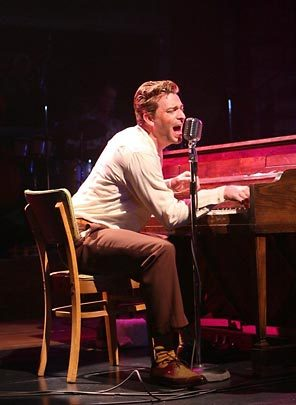 Levi Kreis as Jerry Lee Lewis