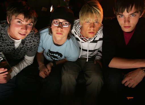 The Boys of Skins