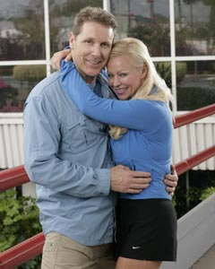 Ken and Tina