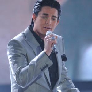 "Adam Lambert singing ""The Tracks Of My Tears"" - The Miracles"