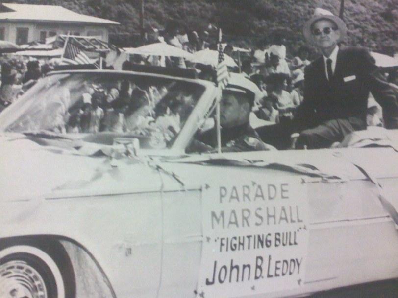 John Leddy - My Grandfather