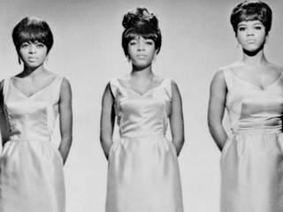 1960s Motown photo/Alan Abrams and Peter Benjamson  Motown's sweethearts: The Supremes had a dozen No. 1 hits.