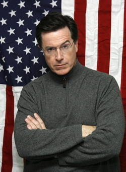Stephen Colbert  (AP Photo/Jason DeCrow)