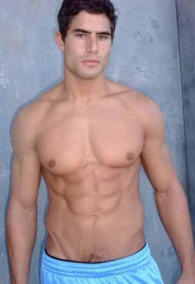 American model Joel Rush Photo courtesy of The Insider