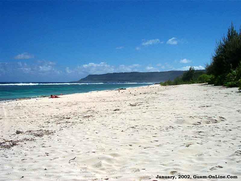 Tarague Beach, Guam