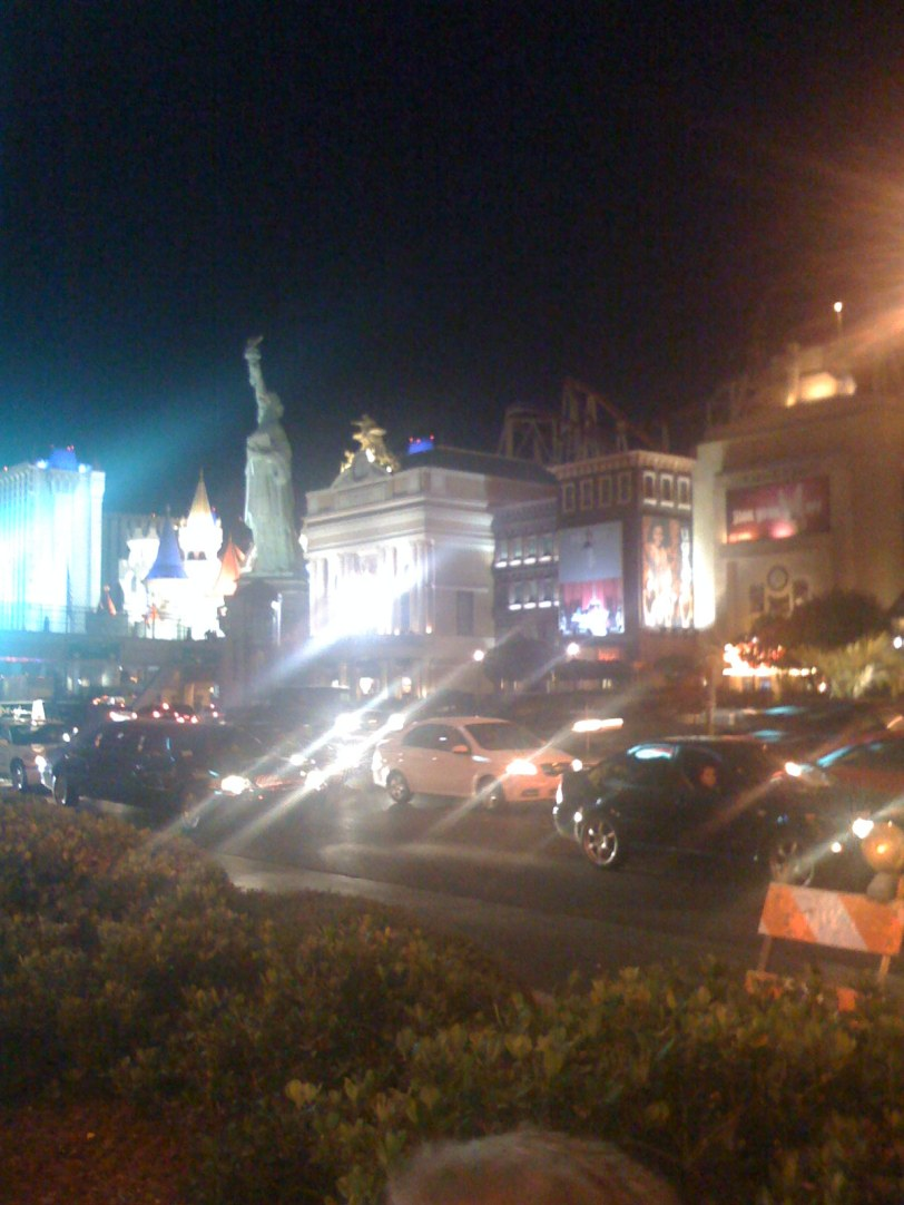 Las Vegas Strip ( Photo by Tasithoughts)