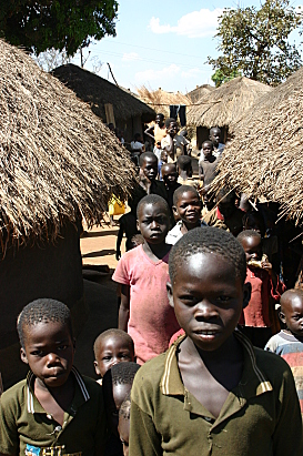 The forgotten children of Uganda
