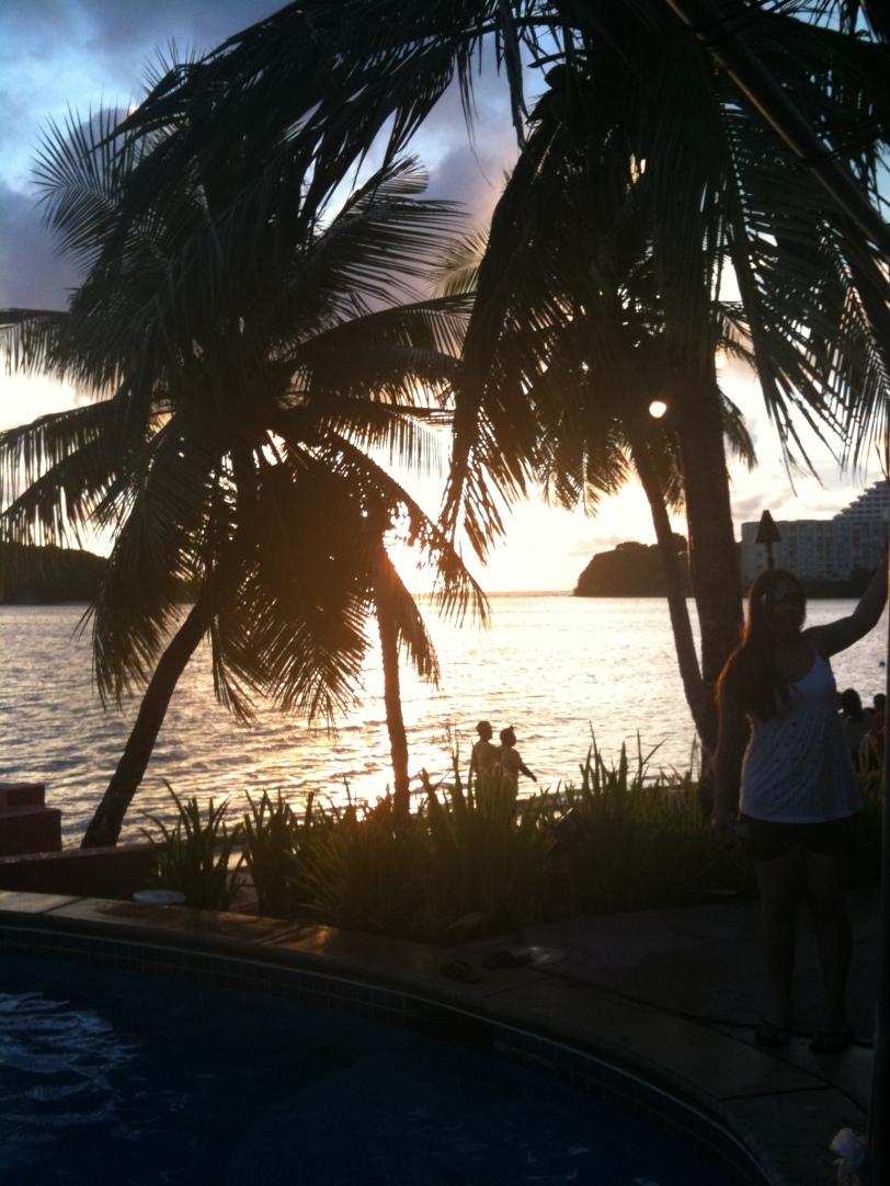 A Guam Sunset