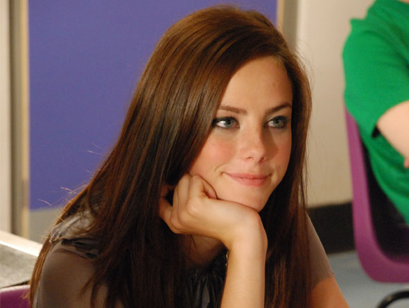 Kaya Scodelario as Effy in BBC America's Skins