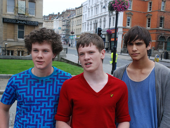 The New Boys of Skins