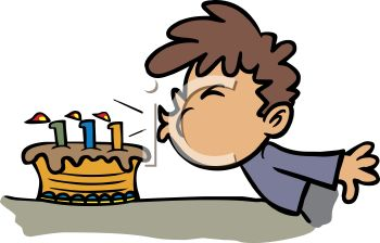 0511-0812-1716-2159_Child_Blowing_Out_His_Birthday_Candles_clipart_image