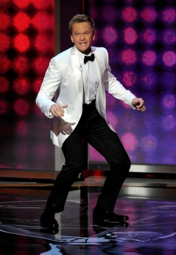Neil Patrick Harris Emmy opening video's a hit (AP Photo/Mark J. Terrill)