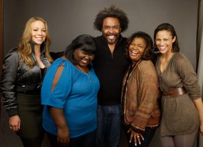 The Precious Cast