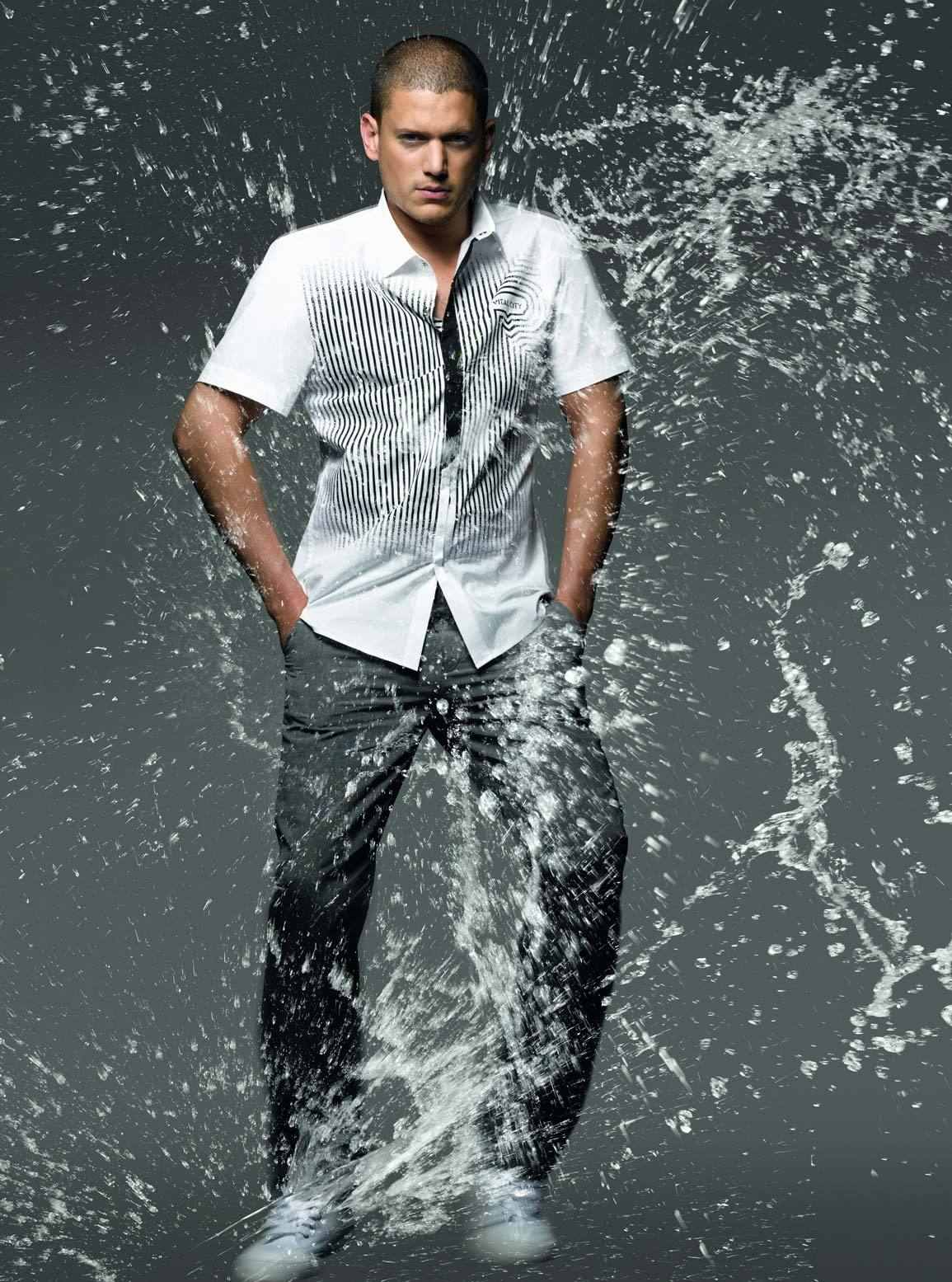 Wentworth Miller : Great Actor and Eye Candy | Tasithoughts