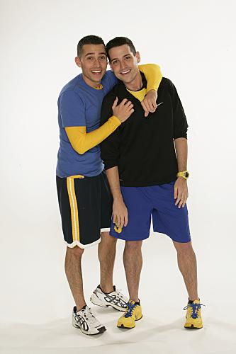Daniel and Jordan Pious