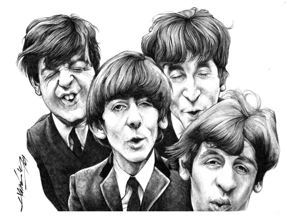 Beatles – Funny Video Clips