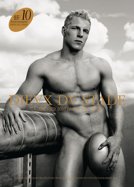 from Khalil naked french rugby team