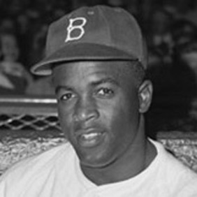 The great Jackie Robinson