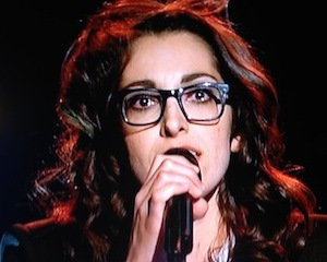 Michelle Chamuel from The Voice