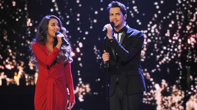 Alex and Sierra, Season 3 winners of the X Factor