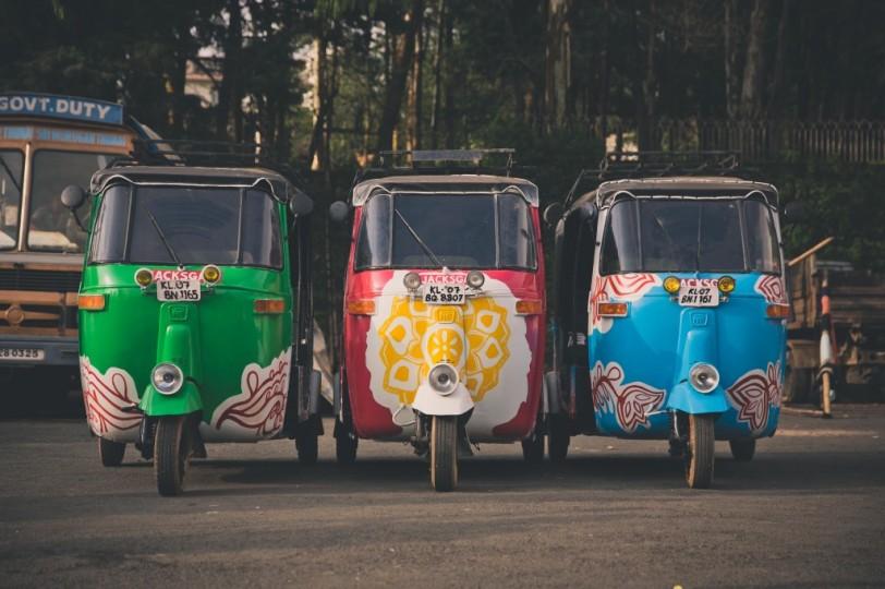 The JacksGap Rickshaws