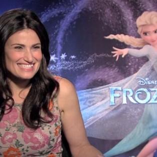 Idina Menzel- Frozen