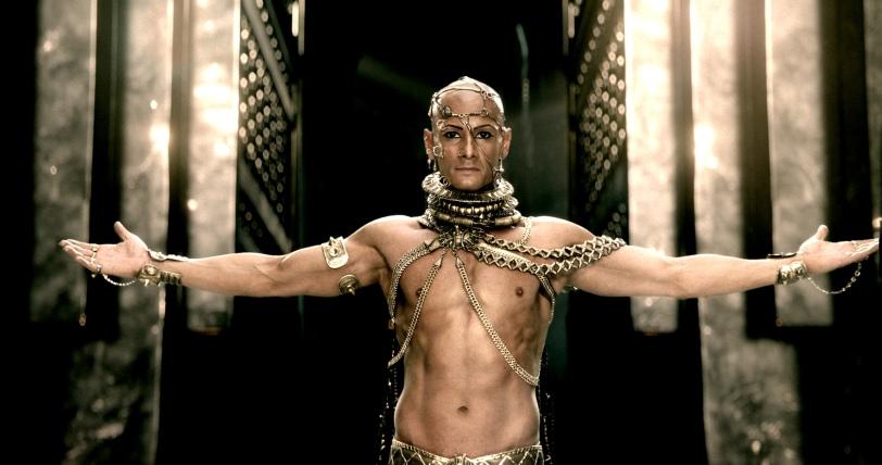 Rodrigo Santoro as Xerxes