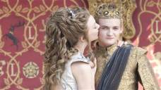 Natalie Dormer and Jack Gleeson of The Game of Thones