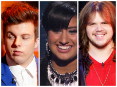 American Idol Contestants : Alex Preston, Jena Irene, and Caleb Johnson