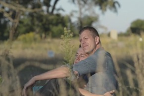"A scene from the music video by Matt Ryanz ""It's Love to Me"""