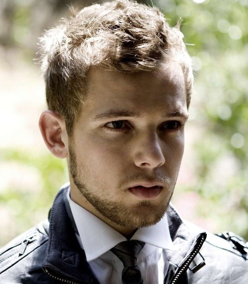 Max Thierot adds the hunk factor to the Bates Motel