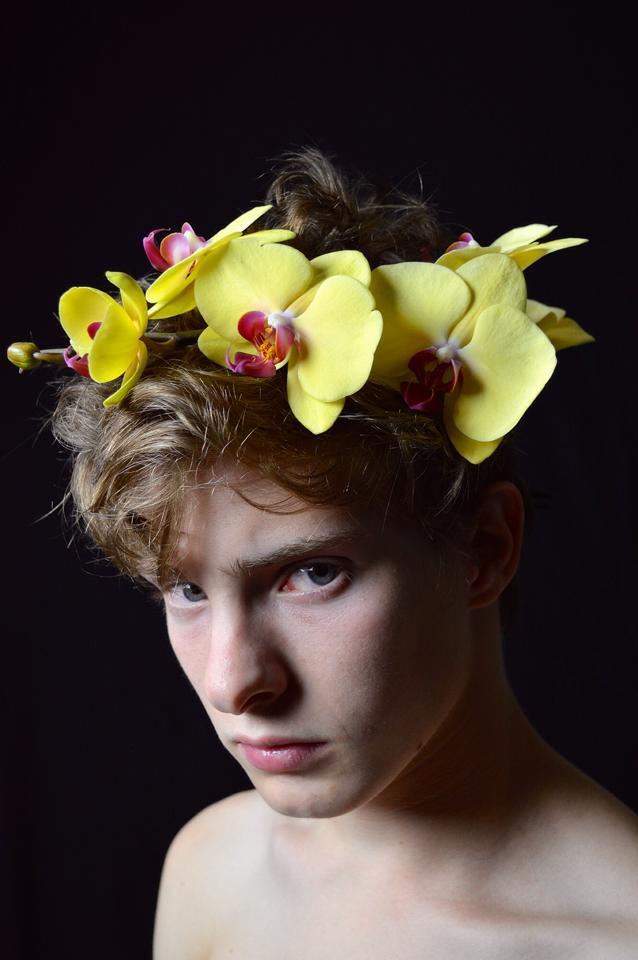 Model Julian Larach
