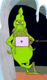 Dr' Seuss's Grinch